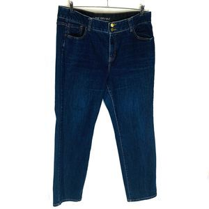 Lane Bryant Womans Hight Rise Straight Jeans 20R